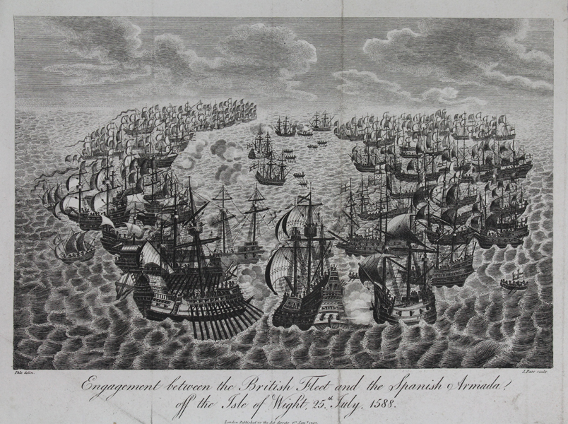 an analysis of the battle between the spanish armada and the british fleet in 16th century The spanish navy was the most powerful maritime force in europe from the early 16th to the mid-17th centuries, and one of the strongest in the world until the early 19th century as of 1987, the armada was made up of 47,300 personnel, including marines , of which about 34,000 were conscripts [ 1 ].